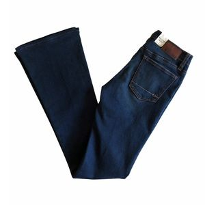 Henry & Belle Micro Flare Jeans in Rustic Sz 25